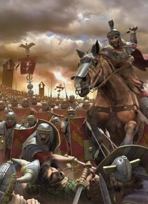 Как действовал римский легион